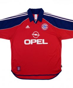 Bayern Munich 1999-01 Home Shirt